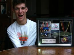 30Kevin award