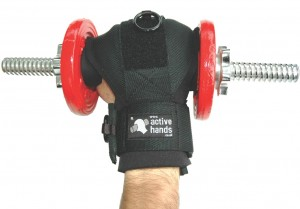 Get a firm grip on free weights
