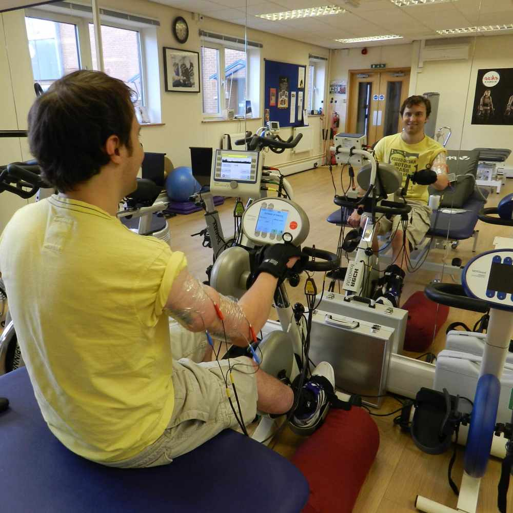 General Purpose aids being used in rehab. Adaptive gym equipment. Suitable for reduced hand function: tetra, quad, cerebral palsy, SCI, spinal cord injury, limb difference, stroke and more.