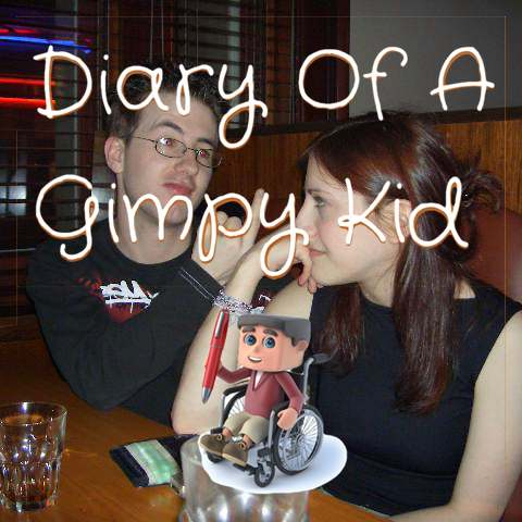 Diary of a Gimpy Kid logo