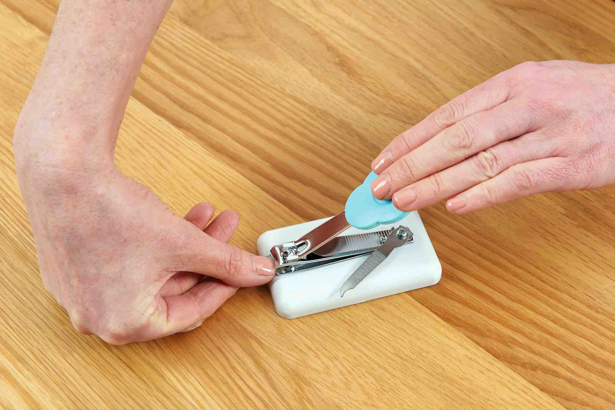 how to cut nails without nail clippers