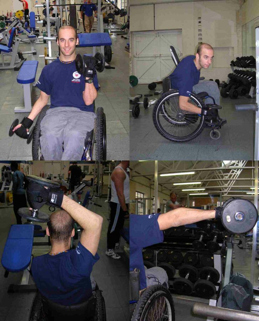 Rob with General Purpose aid - disabled hands , cerebral palsy aids , stroke aids , stroke survivor , stroke gadgets , stroke rehabilitation , quad aids , quadriplegic aids , quadriplegic gadgets , quadriplegic gloves , disability aids , wheelchair gym equipment , aids for disabled hands , grip aids , gripping aids , hand mobility aids , assistive devices for hands , handicapped aids , hand aids