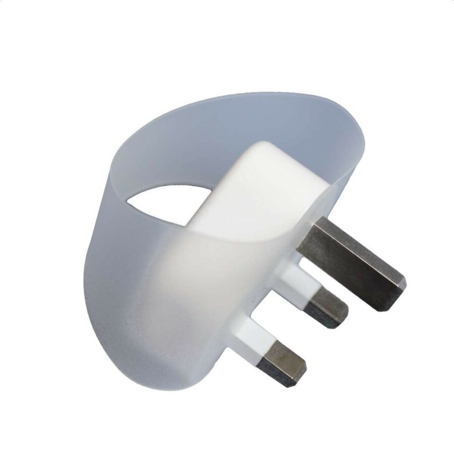 """Plug tug image with """"pack of 10"""" banner. Suitable for reduced hand function: tetra, quad, cerebral palsy, SCI, spinal cord injury, stroke and more."""