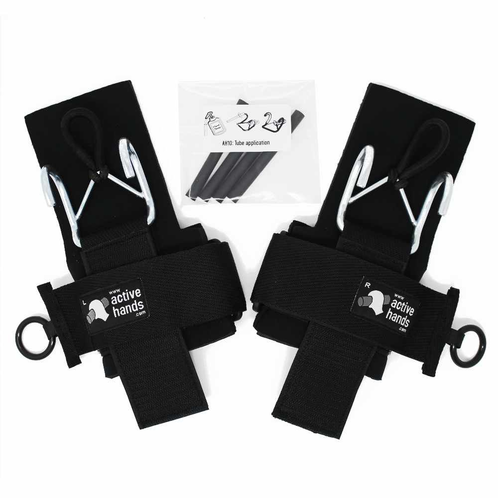 Active Hands hook aids for closed ended bars