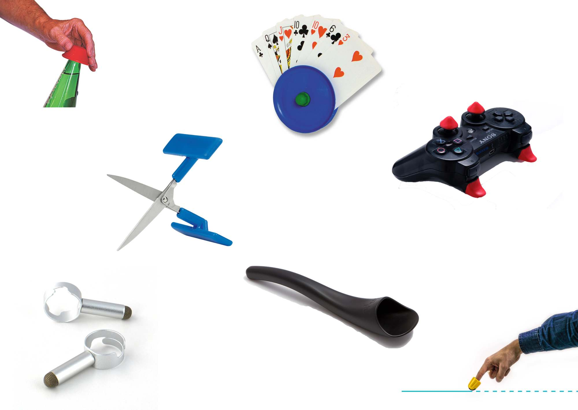 Disability products that other people make - occupational therapy tools for hands