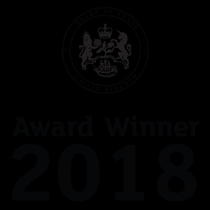 Board of Trade Award Winner 2018