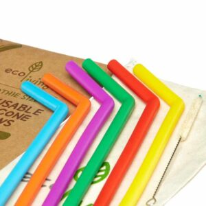 silicone straws now available in standard size