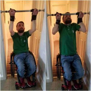 pull up bars at home are great exercise