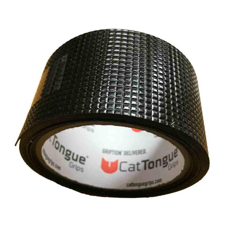 Black non-slip Cat Tongue tape