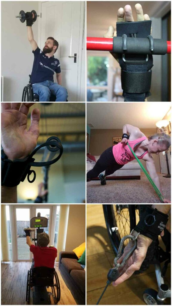 exercising from home