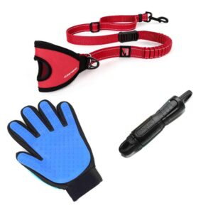 Pet pack with handy leash