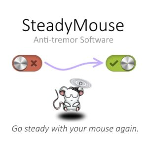 New SteadyMouse helps you use your mouse despite shaky hands or tremors