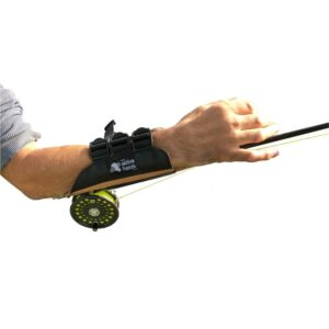 strong arm fishing rod holder