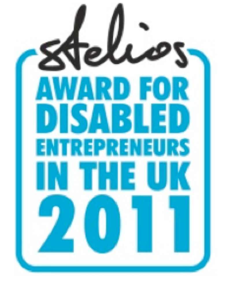 Stelios award logo