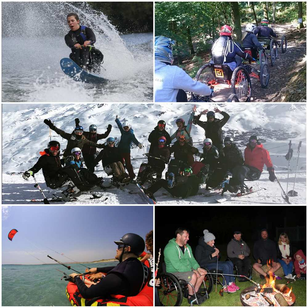 Access Adventures run a variety of wild trips and watersports.