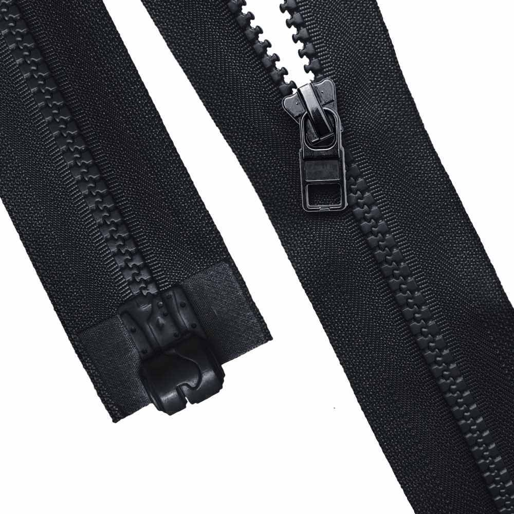 black self-connecting MagZip