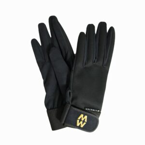 MacWet gloves showing front and back of glove